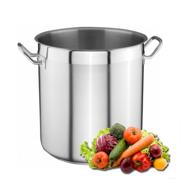 Marmite inox 18 10 10 litres for Four pour cuisine professionnelle