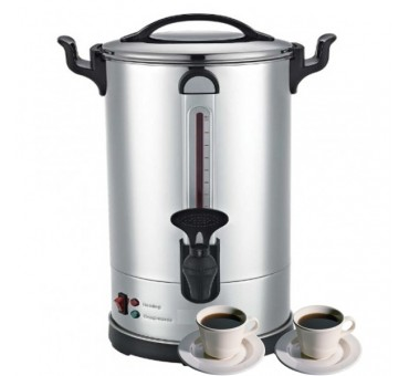 Percolateur a café professionnel 100 tasses inox