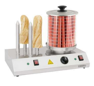 Proline Machine  Ef Bf Bd Hot Dog