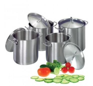 Batterie de cuisine professionnelle pour la restauration - Batterie de cuisine inox 18 10 ...