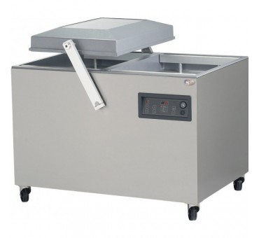 Machine sous vide double cloches Semi-Industrielle Maprod ACS2-700