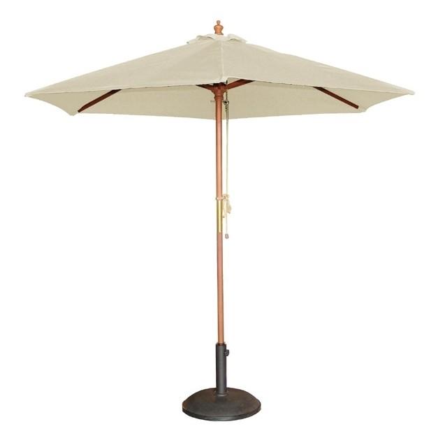 ces parasols sont indispensalbes l'été sur vos terrasses rond ø 2.5 m