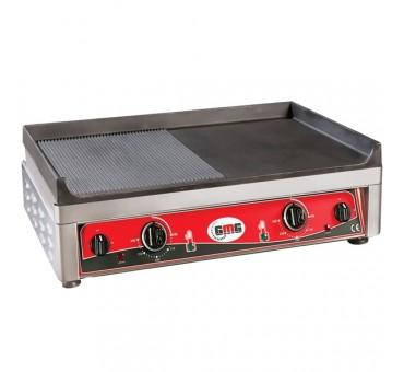 grill snack plaque lisse et rainur e gmg 7050eg. Black Bedroom Furniture Sets. Home Design Ideas