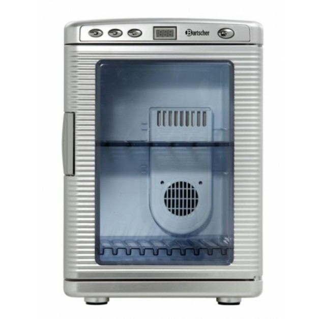 Mini Refrigerateur Ventile 19 L Mobile Bartscher