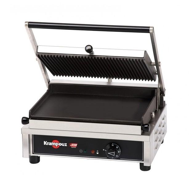 grill panini multi contact medium krampouz. Black Bedroom Furniture Sets. Home Design Ideas