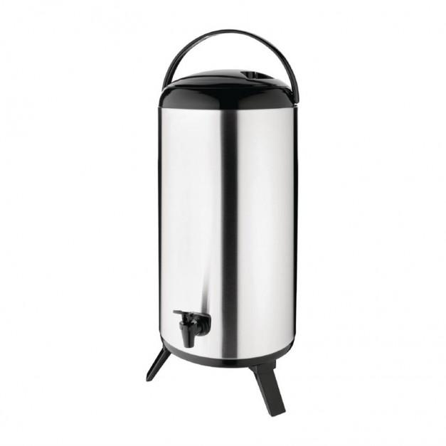 thermos distributeur inox avec robinet de service 14 litres. Black Bedroom Furniture Sets. Home Design Ideas