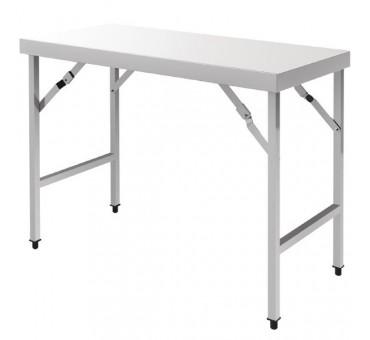 table de travaille en inox et plan de travaille de cuisine et collectivit es. Black Bedroom Furniture Sets. Home Design Ideas