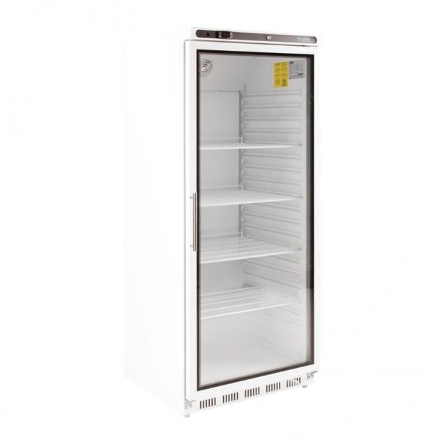 Vitrine r frig r e 600 litres blanche polar r frig ration - Temperature ideale pour un frigo ...