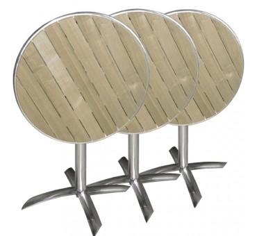 Tables De Bistrot Et Tables De Terrasse Mobilier N 1
