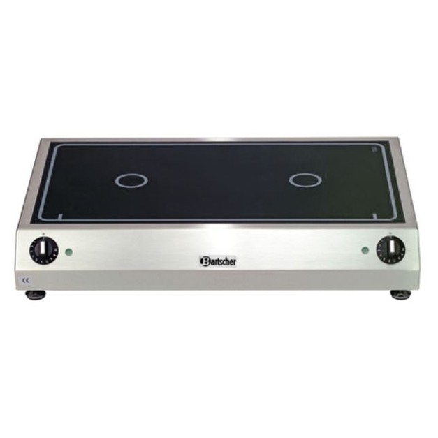 R chaud induction vertical ou horizontal 6000w Vitroceramique ou induction