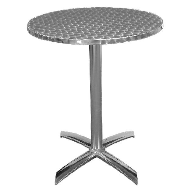 Table de bistro plateau baculant - Plateau pour table de cuisine ...