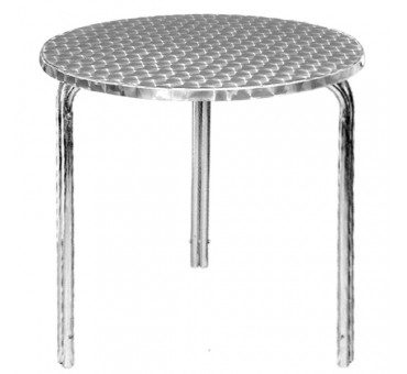 Tables de bistrot et tables de terrasse mobilier n 1 manon pro chr - Table ronde pour cuisine ...