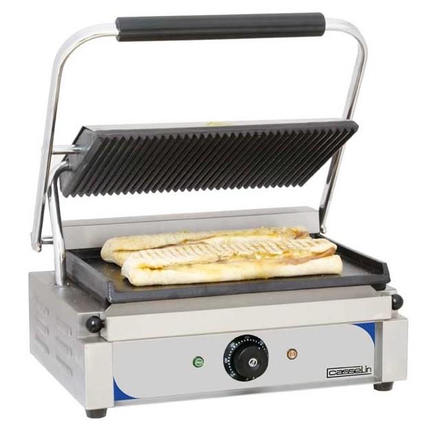 grill panini professionnel casselin. Black Bedroom Furniture Sets. Home Design Ideas