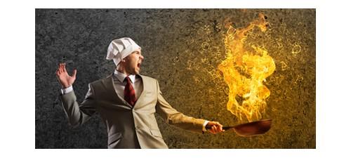 Vente de matériel et équipements professionnels pour la cuisson - Cuisine des Pros