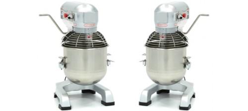 Batteurs mélangeurs mixeurs professionnels 30 litres