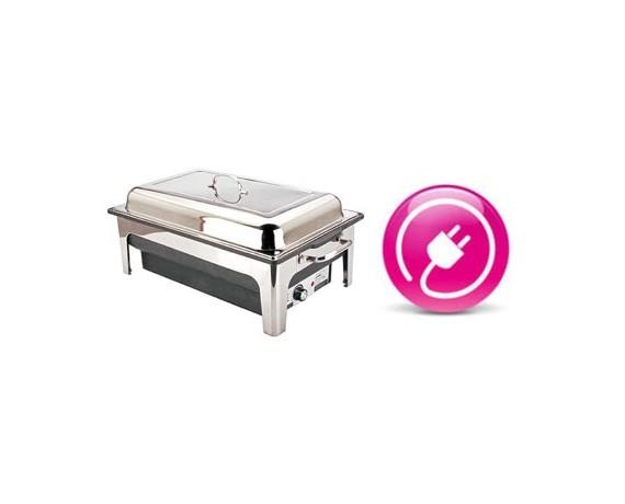 Chafing dish électrique professionnel pour la restauration