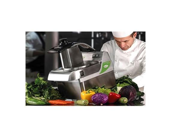 Cutter de table et coupe-légumes professionnel