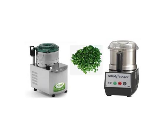 Cutter de table professionnel pour les cuisine et restaurants