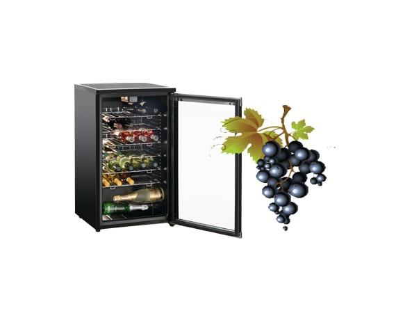Caves a vin professionnelle pour la conservation du vin