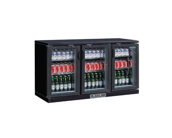 arrières bars réfrigérés pour la restauration