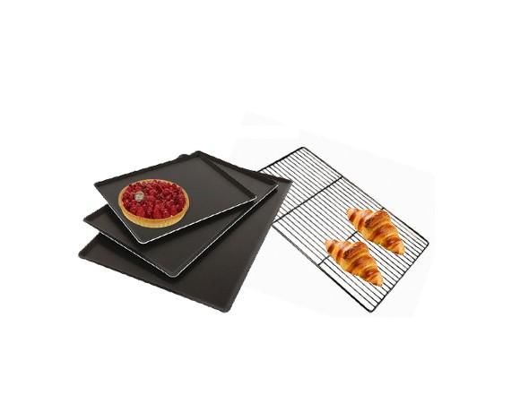 Grille et plaques pour pâtisserie et restauration