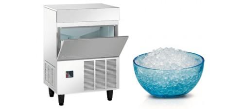 Machine a glace pilée en grande quantité