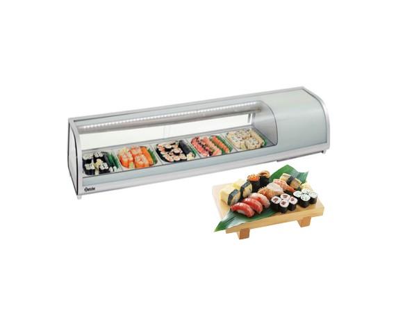 Vitrine sushi