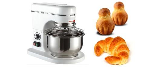 Batteur mélangeur mixeur pro de 10 L à 40 L et plus, pour la boulangerie et pâtisserie.