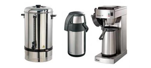 Machines à café et percolateurs