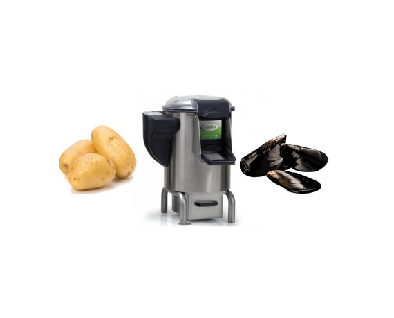 Éplucheuse à pomme de terre professionnelle, épluche patate