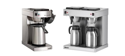 Cafetières et machines à café à filtre professionnelles