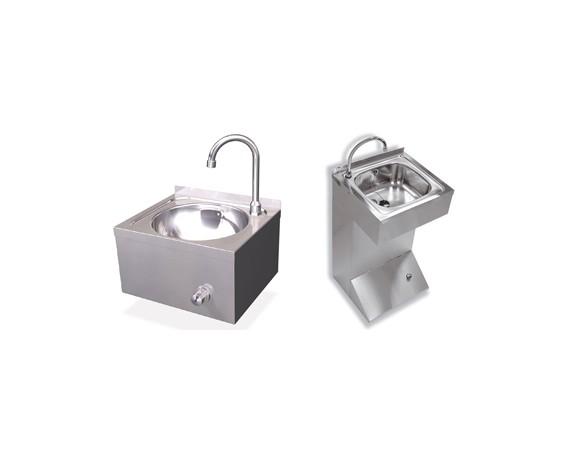 Lave mains et lavabos pour la restauration