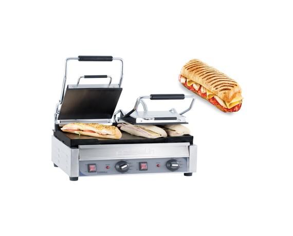 Grill de contact et appareil à panini